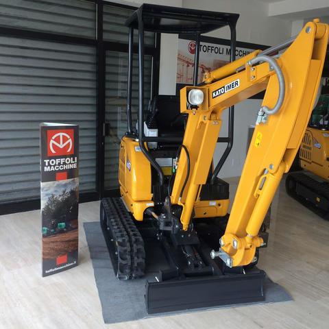 Shop - Toffoli Macchine attrezzature e macchinari per l'edilizia, vendita o noleggio